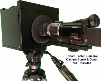 Portable Teleprompter