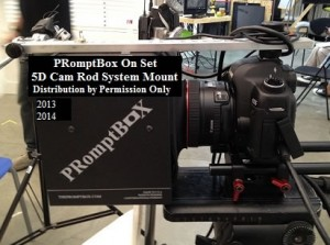 PRomptBox 5d Cam Rod System